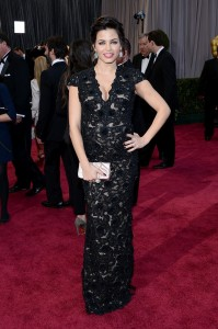 cutest pregger style, jenna dewan in rachel roy
