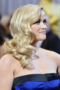 reese witherspoon // beautiful, shiny cascading waves