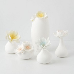 7. flower vases // anthropologie