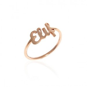 3. name ring // etsy