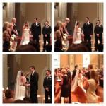 m & m's wedding