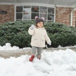 first snow day!