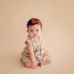 ellie's six month photos