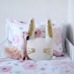 ellie's big little girl bed
